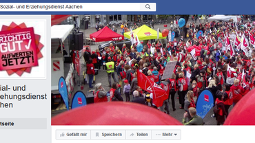 Sozial- und Erziehungsdienst Aachen auf Facebook