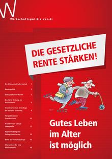 Broschüre: Gutes Leben im Alter ist möglich!