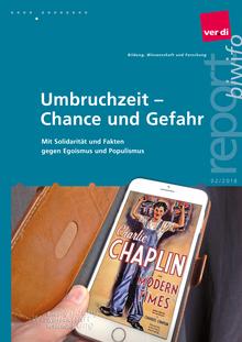 biwifo Report (02/2018): Magazin des Fachbereich Bildung, Wissenschaft und Forschung