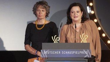 Birgit Gudjonsdottir und Barbara Rohm (re.) machen sich stark für Frauen in der Filmbranche
