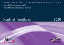 Seminare für Interessenvertretungen 2020 in NRW