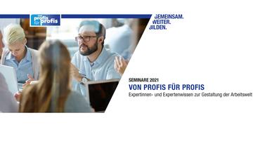 Von Profis für Profis des DGB-Bildungswerk NRW e.V.
